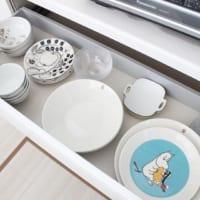 【無印・ダイソー・ニトリetc】食器の収納に便利なアイテムをご紹介