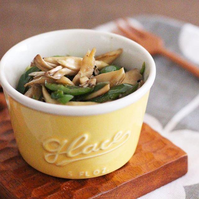 『きのこ』の人気副菜レシピ《焼く》4