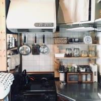狭いキッチンは賢く収納♪ワンルームで真似したい便利×アイデア特集!