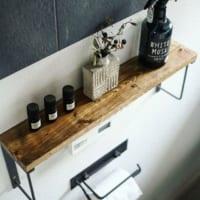 トイレの収納棚DIY特集!機能性がUPするおしゃれなアイデアをマネしよう♪