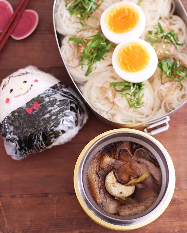 そうめんを使った人気のお弁当レシピ《和風》5