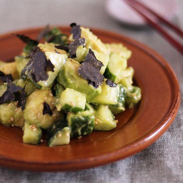 きゅうりの人気副菜レシピ《サラダ》2