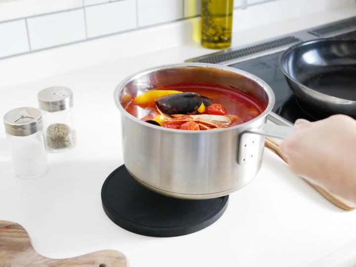 シリコン鍋敷き3