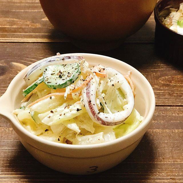 キャベツ 副菜23