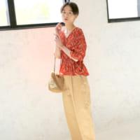 【台湾】5月の服装27選!暑さにも負けないおすすめのレディースファッション