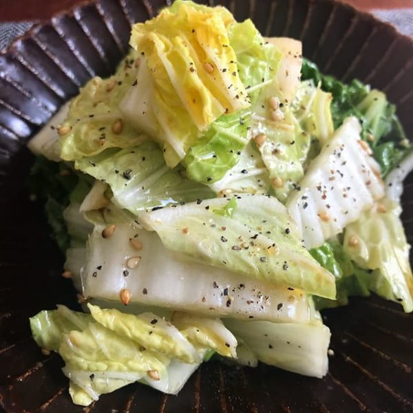 簡単 白菜 早い レシピ