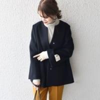 【2020年冬】お手本にしたくなる!オシャレさんのコートスタイル15選