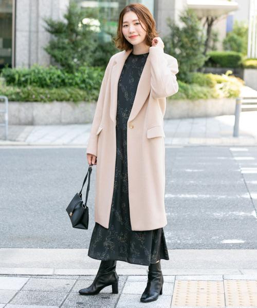 冬のおしゃれレディースファッション7