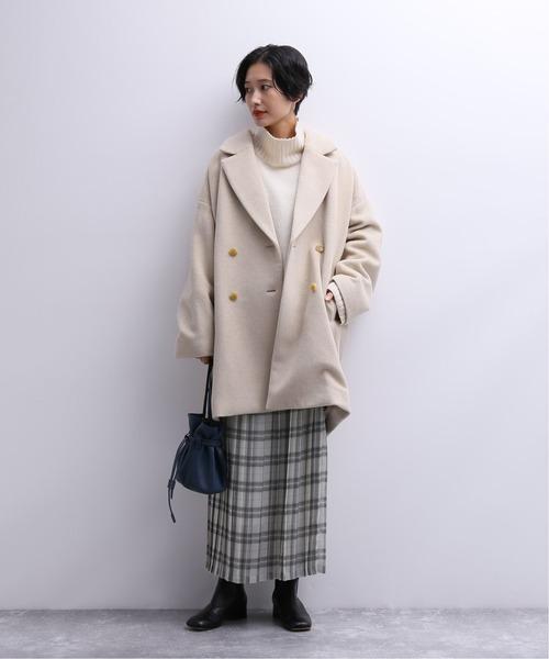 [JOURNAL STANDARD] 【NEU】ラムアルパカオーバーコート