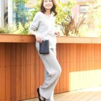 暖かくてストレスフリーなニットパンツ♡おすすめ冬スタイルをご紹介!