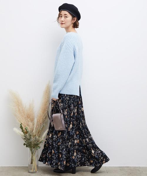 ミニバッグ×スカート2