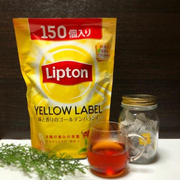 コストコでお得に買えるリプトンの紅茶