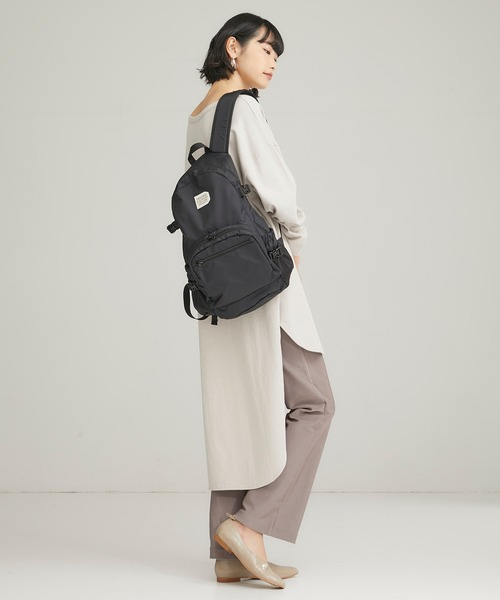 [TOKYO DEPARTMENT STORE] 【FREDRIK PACKERS】別注 210D EFFECTIVE BACK PACK/ナイロンバックパック