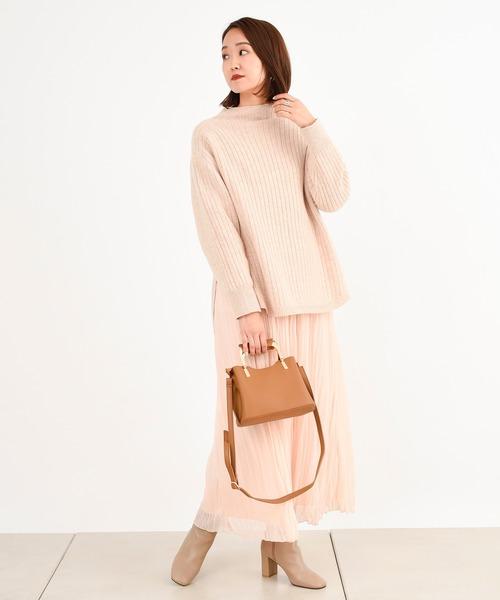 [DouDou] プリーツギャザースカート