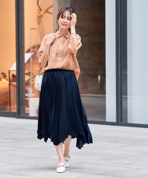 東京 5月 服装10