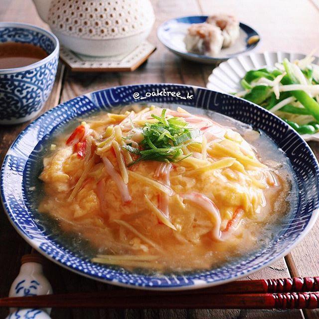 中華のおかず☆人気レシピ《ご飯物&麺類》3