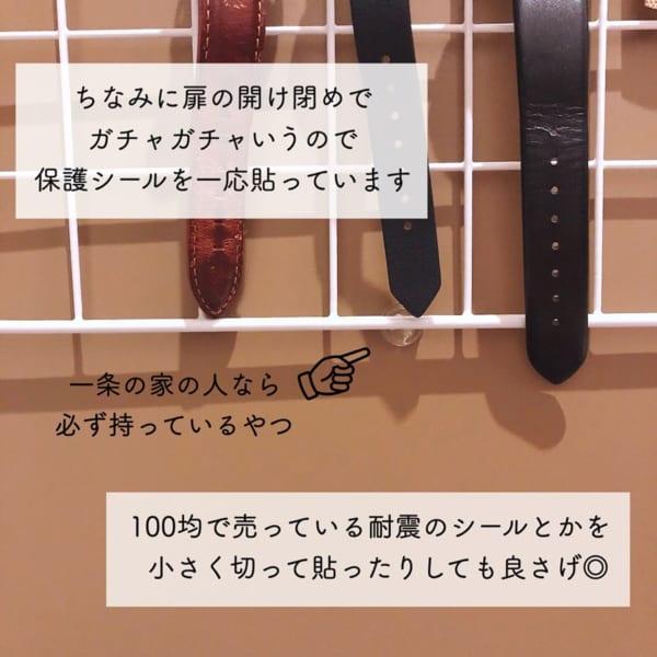 ワイヤーネット(ダイソー)2