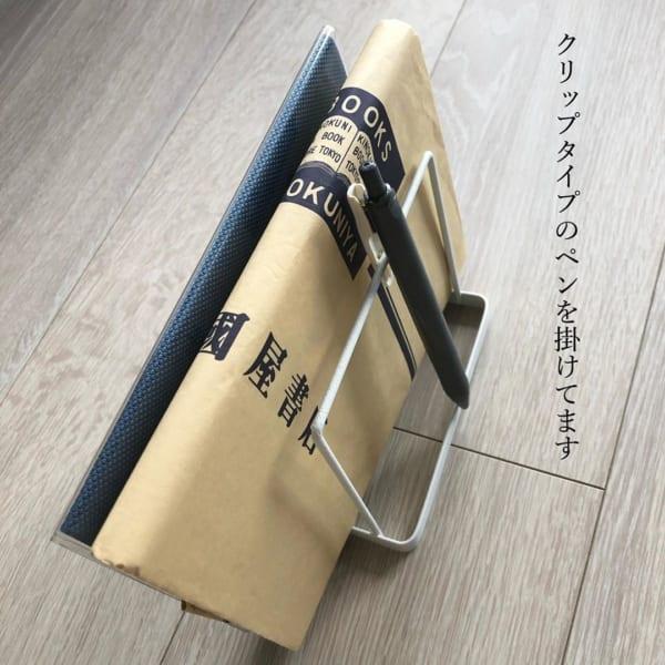 まな板スタンドを文房具収納にしたアイデア