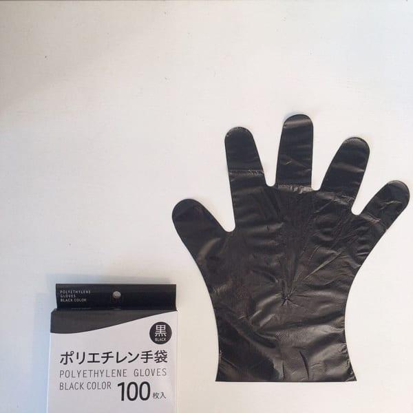 あると便利なポリエチレン手袋