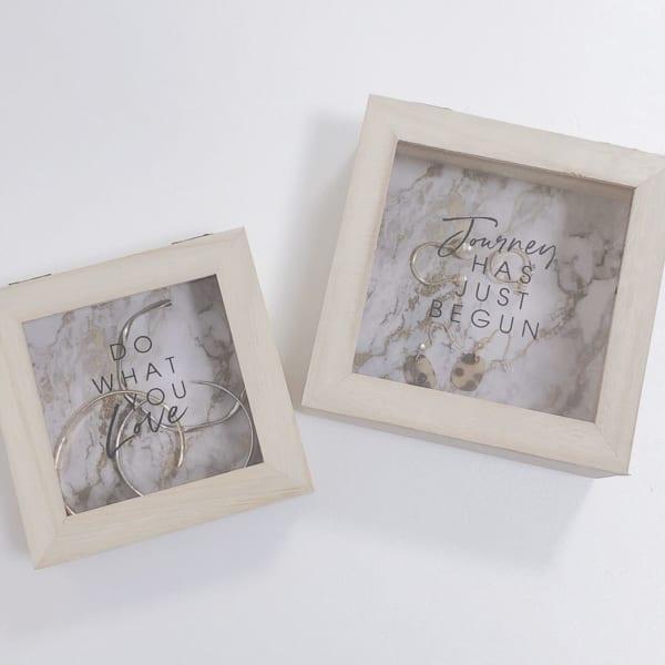 木製コレクションケース(キャンドゥ)2