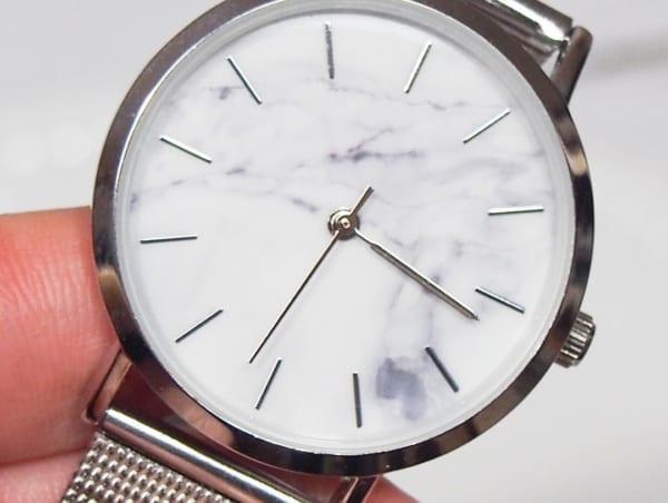 ダイソー 腕時計