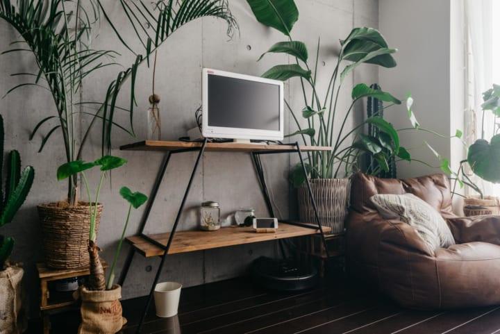 狭い部屋にソファを置くコツ《一人暮らし》8
