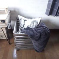 【連載】《セリアetc.》の角材を集めて!大きな収納ボックスを簡単DIY