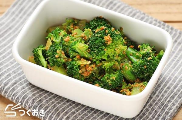 ブロッコリーを使った人気の副菜《和風》