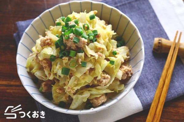 キャベツ 副菜9