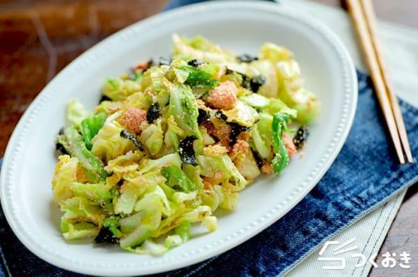 キャベツ 副菜10