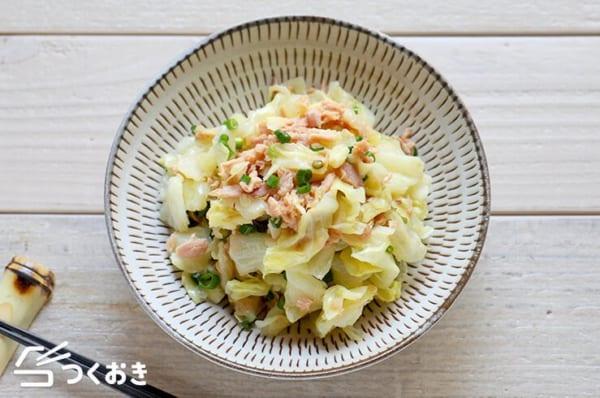 キャベツ 副菜2
