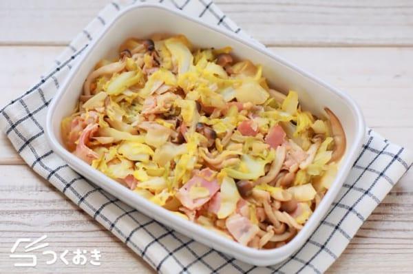 キャベツ 副菜19