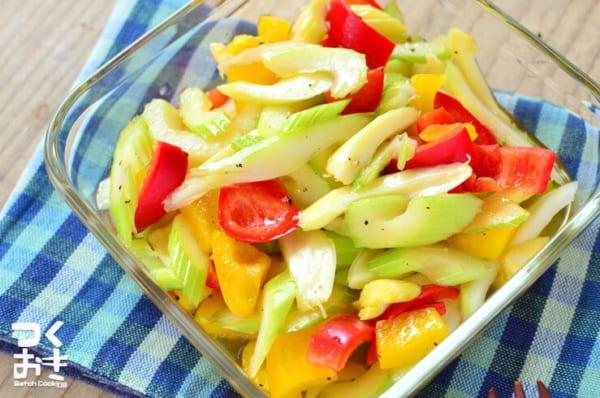 人気のパプリカで簡単副菜レシピ《和え物・サラダ》5