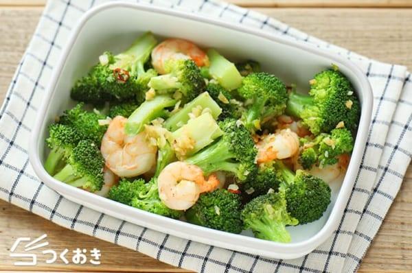 ブロッコリーを使った人気の副菜《洋風》4