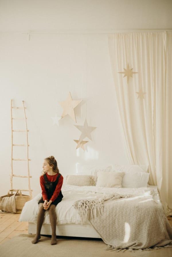 女の子向け子供部屋インテリア&収納《小学生》9