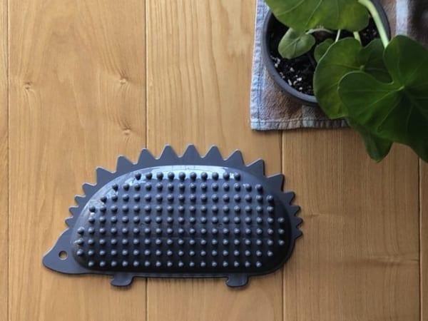 ハリネズミの足つぼプレート(フレッツ)