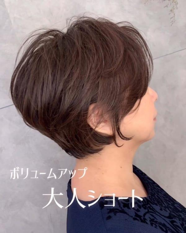 40代におすすめの結婚式の髪型3