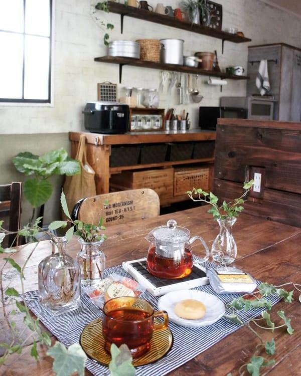 ダイソーのテーブルウェア2