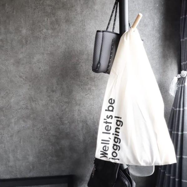 【ダイソー】海外風デザインなエコバッグ