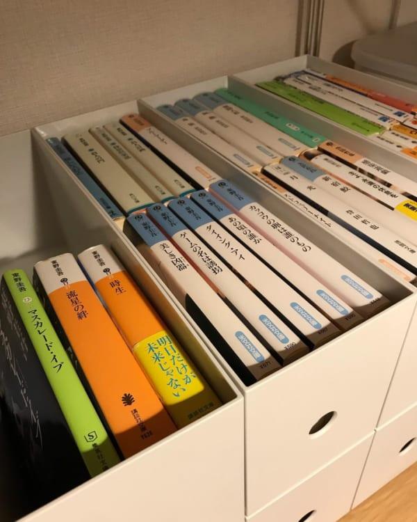 無印良品 ファイルボックスハーフ5