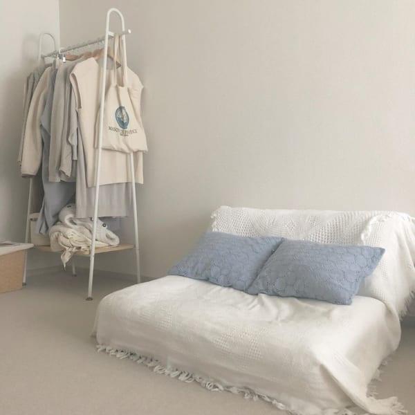 狭い部屋にソファを置くコツ《一人暮らし》7