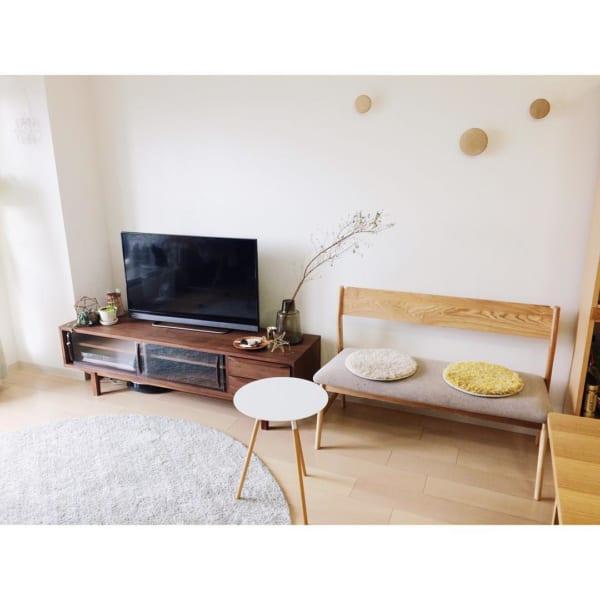マルチに使える家具でお部屋をイメチェン