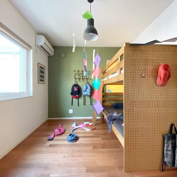 男の子向け子供部屋インテリア&収納15