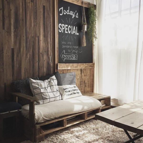 狭い部屋にソファを置くコツ《リビング》4