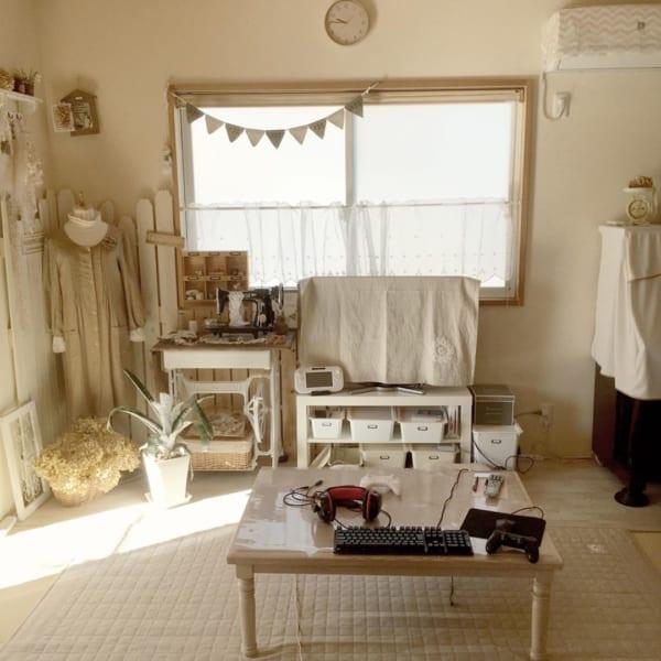 女の子向け子供部屋インテリア&収納《高校生》7