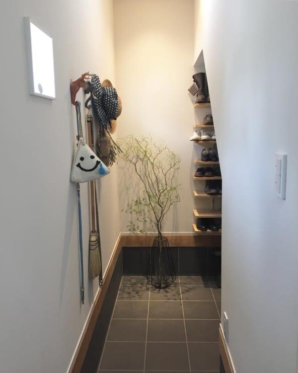 玄関 整理 収納3