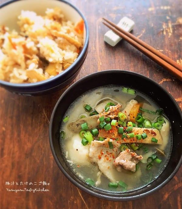 豆腐を使った人気の副菜《煮物料理》3