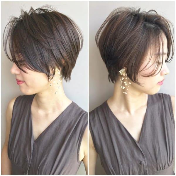 ショートヘアのママ必見 卒園式におすすめのおしゃれな髪型16選をご