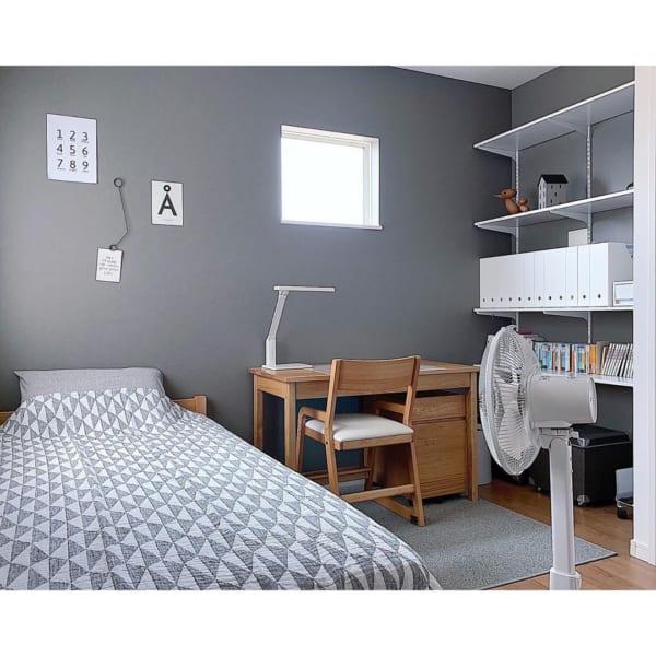 男の子向け子供部屋インテリア&収納22