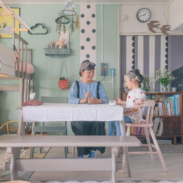女の子向け子供部屋インテリア&収納《小学生》